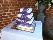 Wedding Cake - Leez Priory