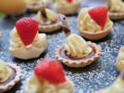 Sweet-canapes