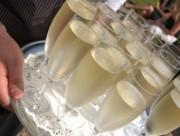White sparkling wine