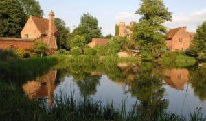 Lake at Leez Priory