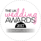 The UK Wedding Awards Shortlisted 2017 - Leez Priory Best Historic Wedding Venue