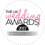 The UK Wedding Awards Shortlisted 2017 - Leez Priory Best Historic Wedding Venue